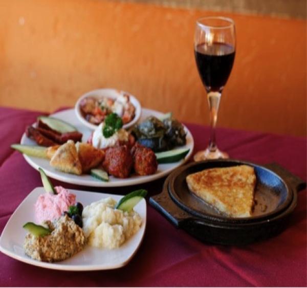 Kalyvia Restaurant - A Taste of Our Village